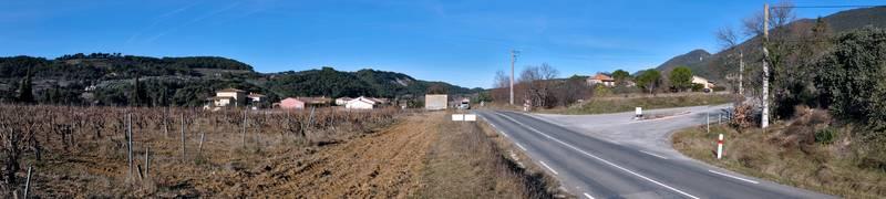 projet Nyons zac drome aménagement habitat
