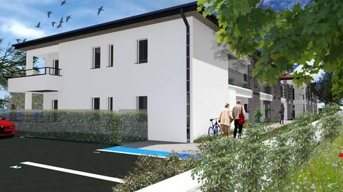 projet residence senior drome