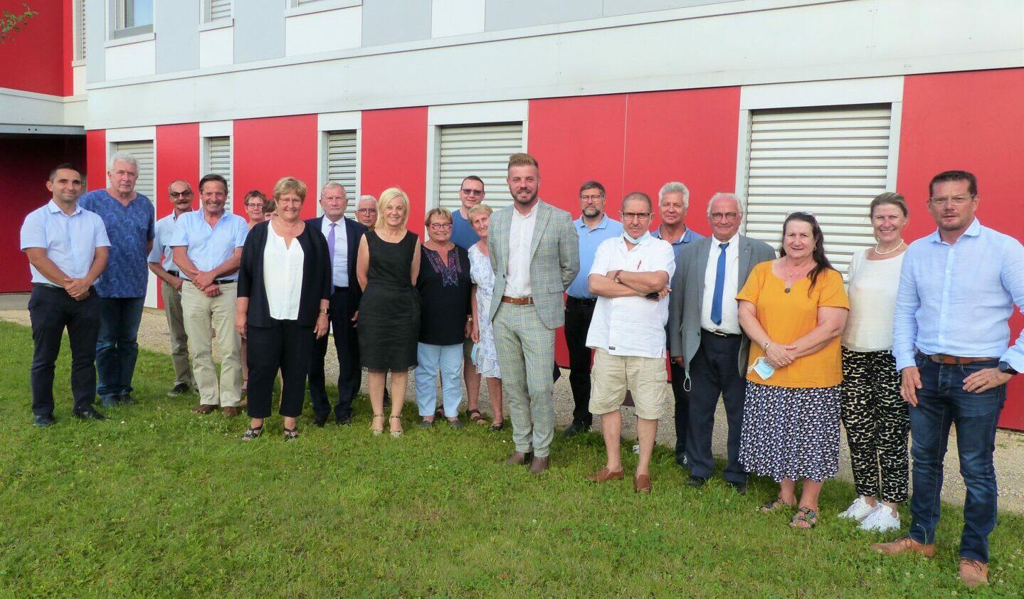 conseil d'administration Drôme Aménagement Habitat : bailleur social