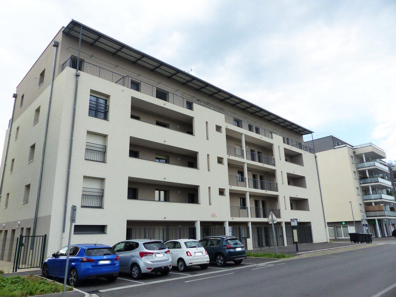 Résidence le Clos Bourguignon à Bourg-les-Valence, logements sociaux