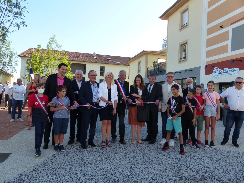Inauguration Epinouze