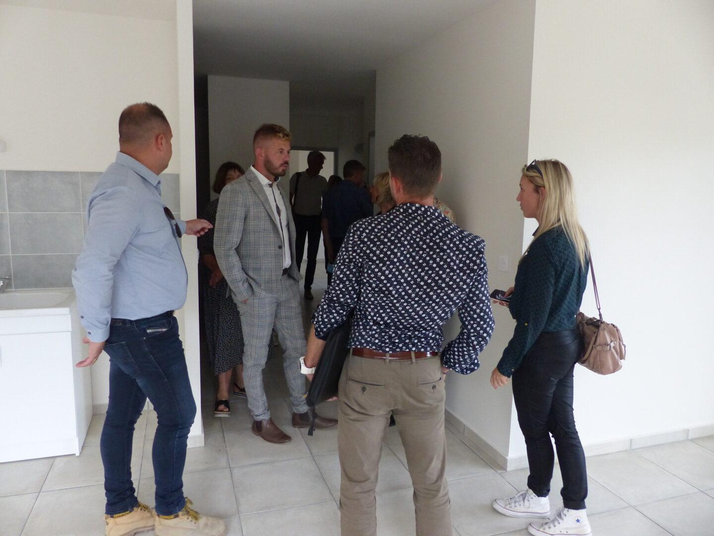 Visite de logement Aurélien Esprit : Président de DAH
